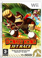 Donkey Kong Jet Race
